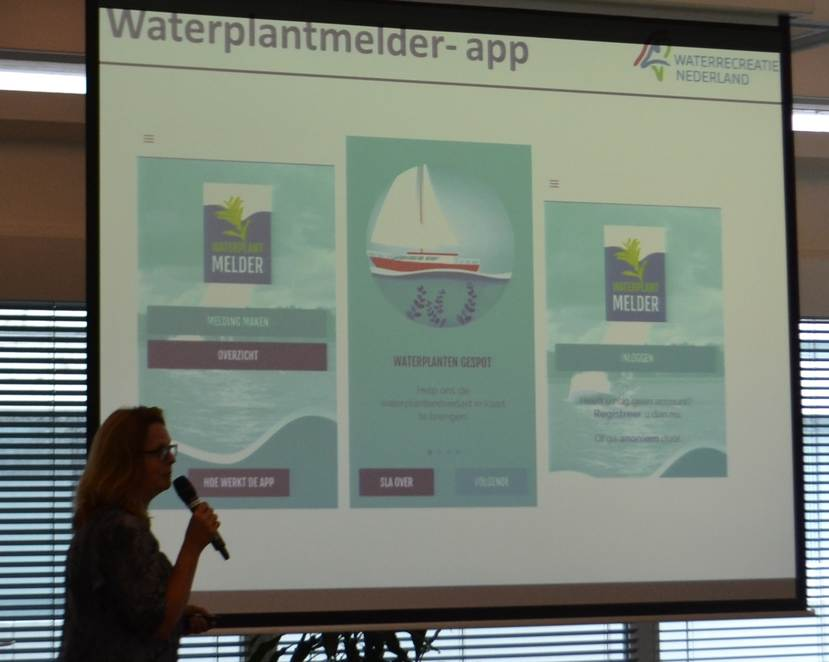 Waterplantmelder-app